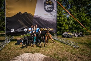 dog epic race canicross